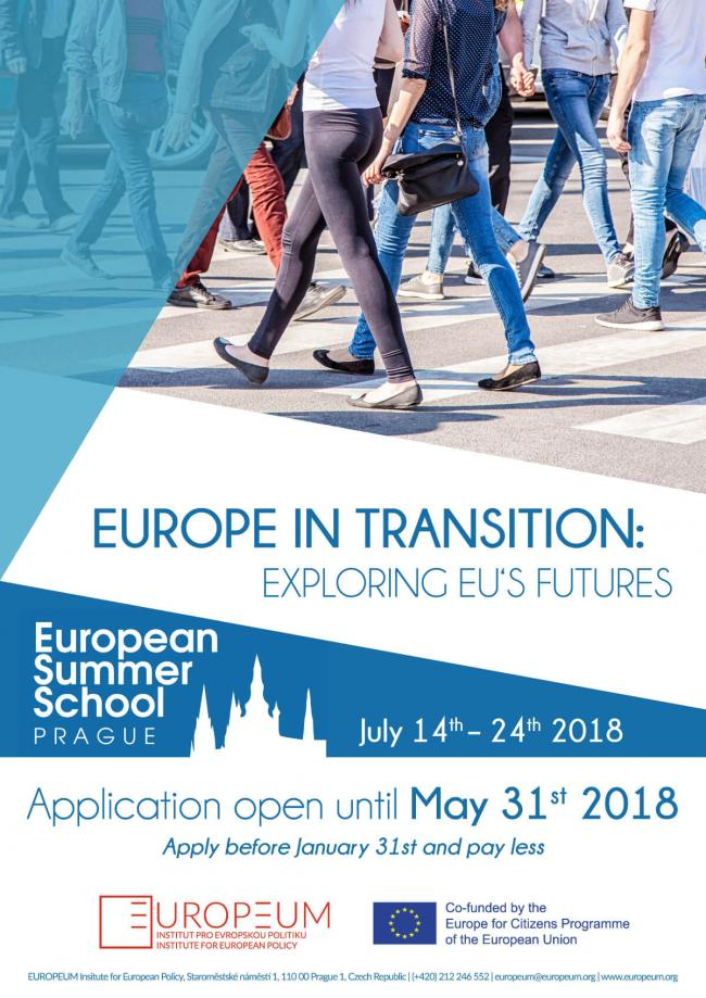 The 16th annual European Summer School is here!